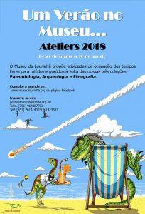 Ateliers de Verão 2018
