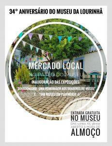 Museu da Lourinhã celebra o 34º aniversário