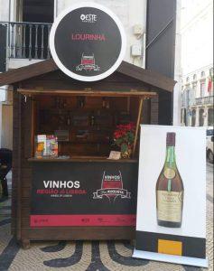Museu da Lourinhã irá marcar presençana edição de Natal do evento Vinhos de Lisboa