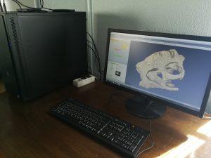 Novo Laboratório de Processamento de Imagem
