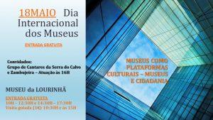 18 de Maio – Dia Internacional dos Museus no Museu da Lourinhã