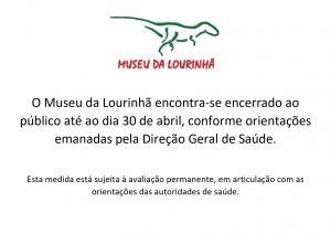Museu da Lourinhã Encerrado