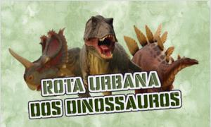 Visita Guiada à Rota Urbana dos Dinossauros