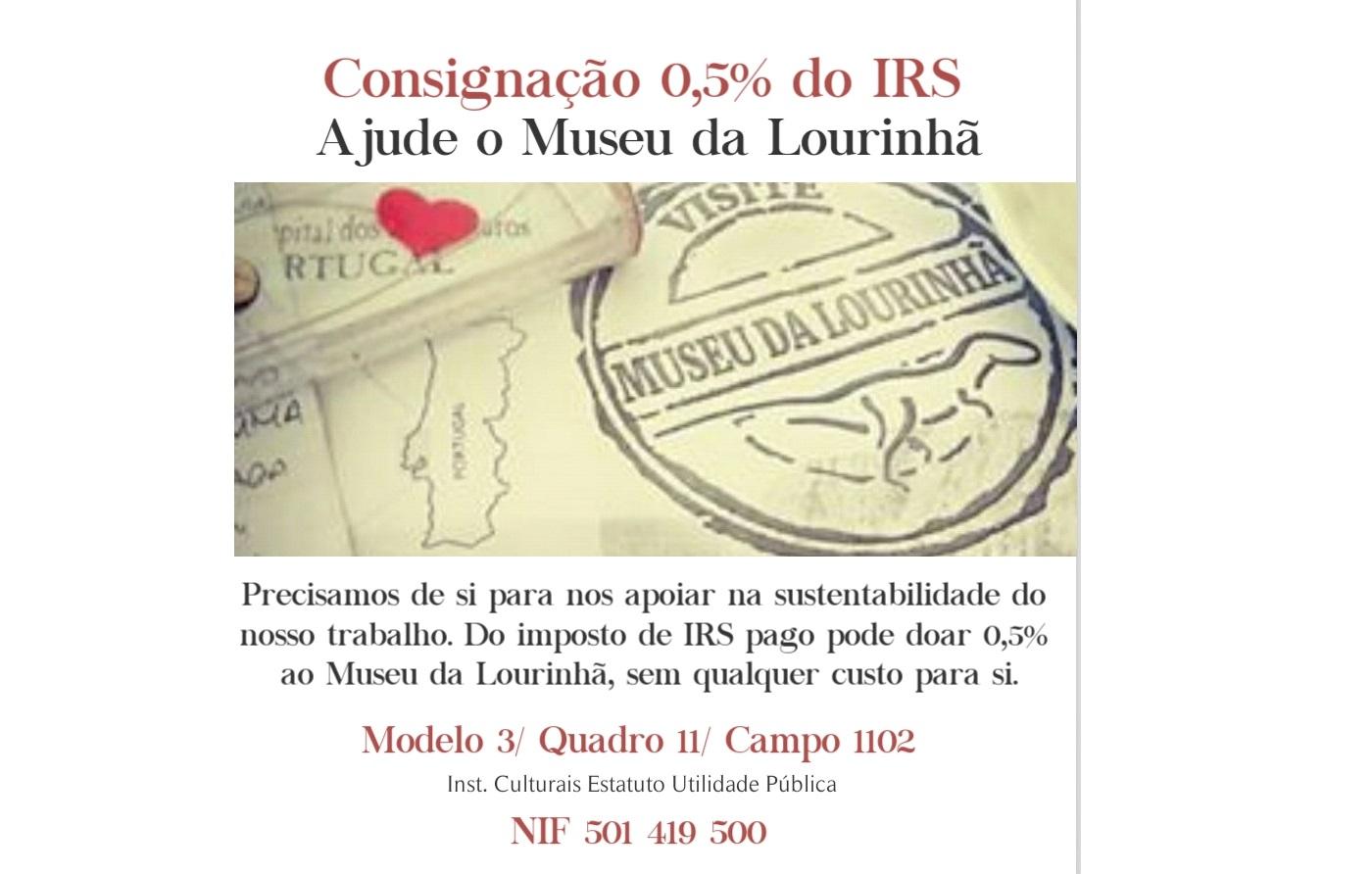 Consignação IRS GEAL